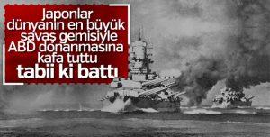 Bir Japon efsanesi: Yamato savaş gemisi