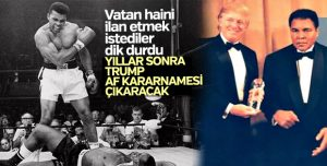 Muhammed Ali'nin Vietnam mücadelesi