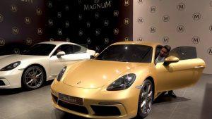 Magnum Araba Kazandıran Çekiliş Kampanyası