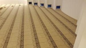 Cami Halısı Nasıl Üretilir
