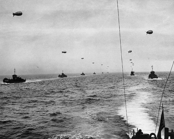 6 Haziran 1944: Normandiya Çıkarması #1