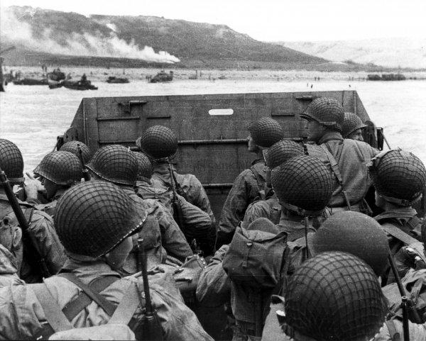 6 Haziran 1944: Normandiya Çıkarması #3