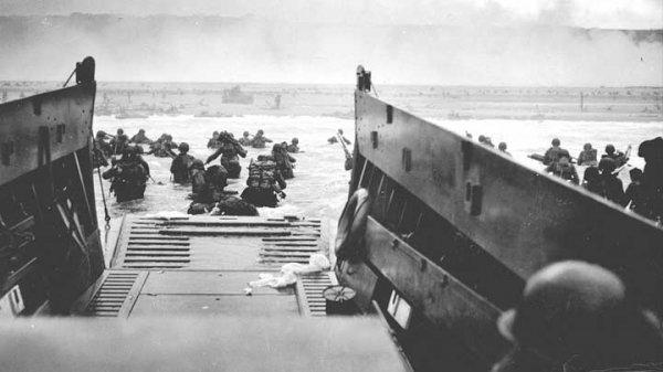 6 Haziran 1944: Normandiya Çıkarması #4