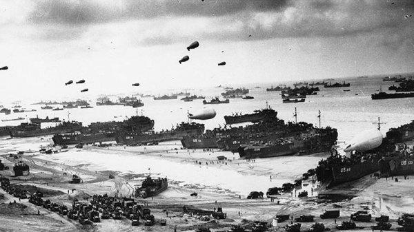 6 Haziran 1944: Normandiya Çıkarması #5