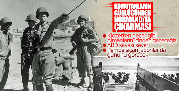 6 Haziran 1944: Normandiya Çıkarması