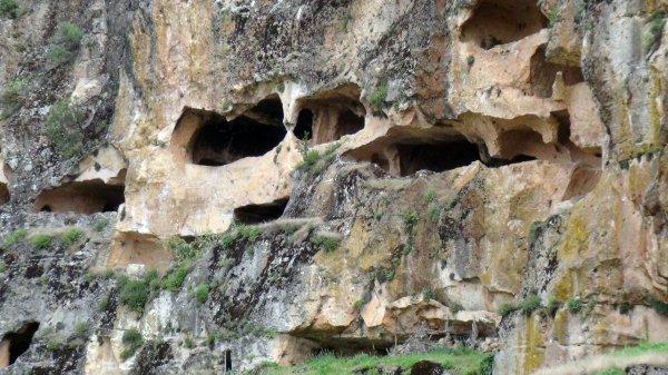 Bilinmeyen tarihi mağara keşfedilmeyi bekliyor #2