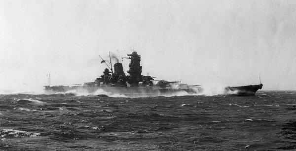 Bir Japon efsanesi: Yamato savaş gemisi #3