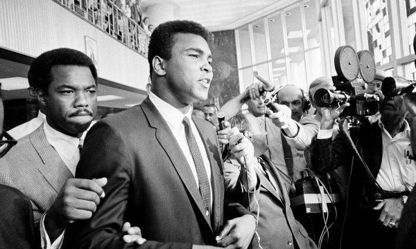 Muhammed Ali'nin Vietnam mücadelesi #4