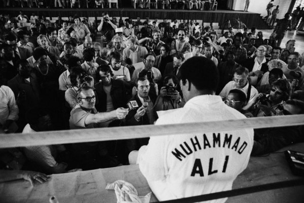 Muhammed Ali'nin Vietnam mücadelesi #5