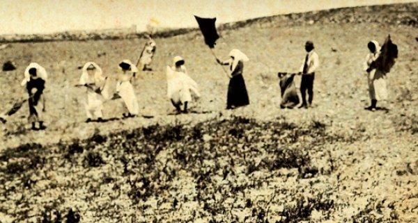 Osmanlı'nın çekirge istilasına karşı savaşı #2