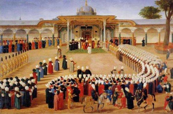Osmanlı Ramazanı na has bir tören: Baklava Alayı #1