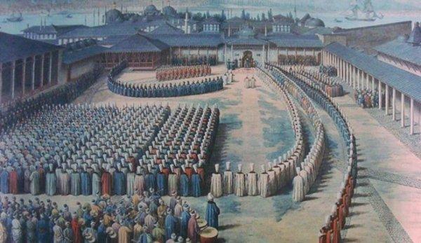 Osmanlı Ramazanı na has bir tören: Baklava Alayı #2