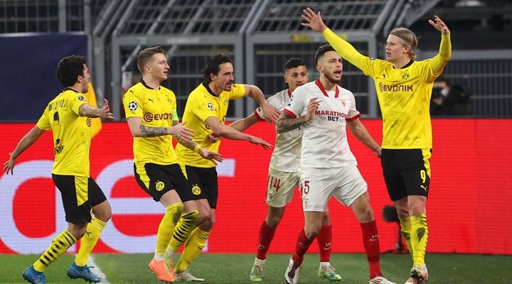 Şampiyonlar Ligi: Juventus elendi, Haaland birçok rekora imza attı