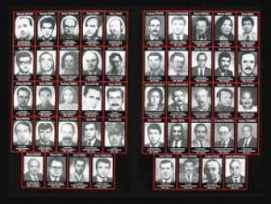 Şehit diplomatlar Taha Carım ve Mehmet Yergüz anısına