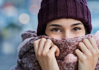 Soğuk hava egzamayı tetikliyor