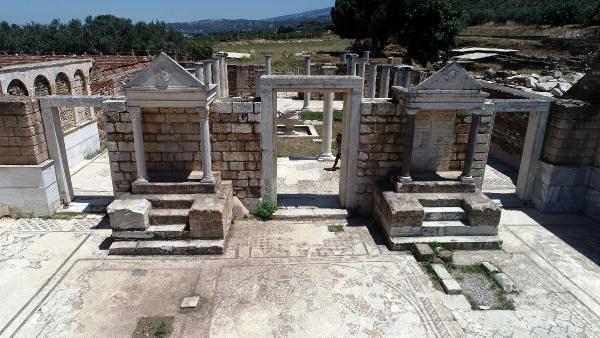 Yahudilerin tarihteki 3 üncü sinagogu ihtişamını koruyor #3