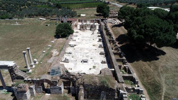 Yahudilerin tarihteki 3 üncü sinagogu ihtişamını koruyor #5