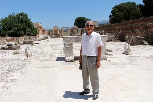 Yahudilerin tarihteki 3 üncü sinagogu ihtişamını koruyor #7