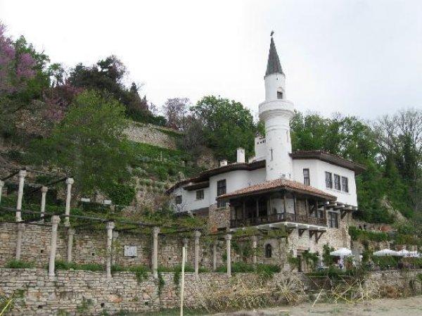 Romanya Kraliçesi Maria nın minareli köşkü #5